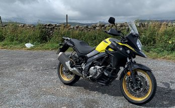 2019 V-Strom 650 Suzuki Adventure Bike