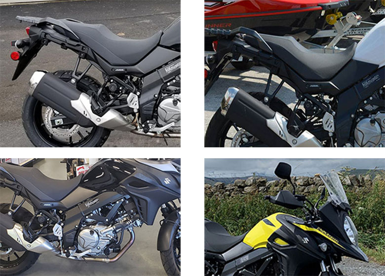 2019 V-Strom 650 Suzuki Adventure Bike Specs