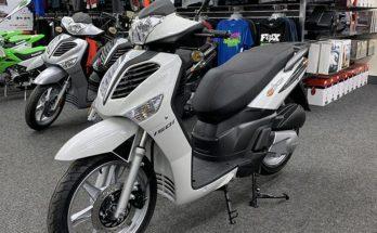 2020 Benelli Caffenero 150 Scooter