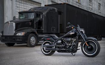 Harley-Davidson 2020 Fat Boy 114 Softail