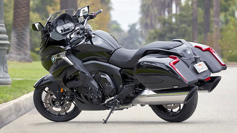 Top Ten Best Rated Six Cylinder Production Bikes