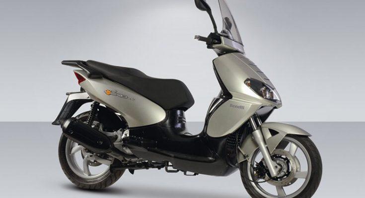 Caffenero 250 2020 Benelli Scooter