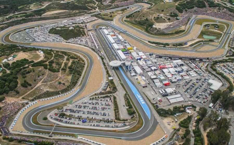 Top Ten Best Rated MotoGP Circuits with Most Races