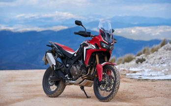 Honda 2019 Africa Twin DCT Adventure Motorcycle