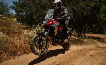 Honda 2019 CB500X ABS Adventure Motorcycle