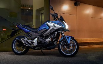 Honda 2019 NC750X DCT Adventure Motorcycle