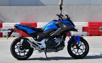Honda 2019 NC750X Powerful Adventure Bike