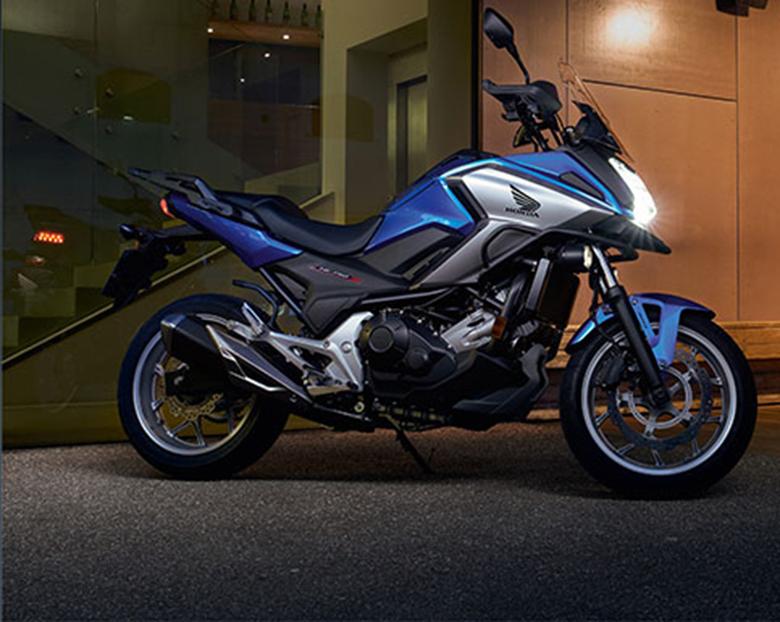 Honda 2019 NC750X Powerful Adventure Bike