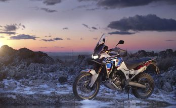 Honda Africa Twin 2019 Adventure Motorcycle
