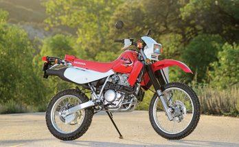 Honda XR650L 2019 Adventure Bike