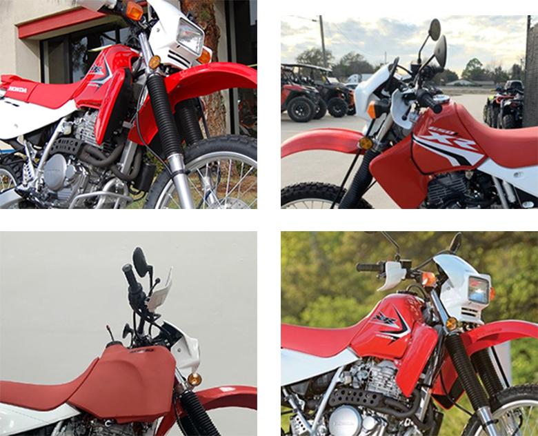Honda XR650L 2019 Adventure Bike Specs