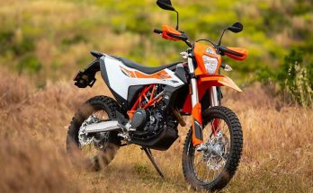 KTM 2019 690 Enduro R Travel Bike