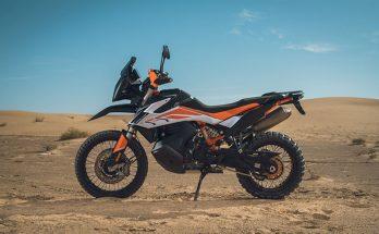 KTM 2019 790 Adventure R Motorcycle