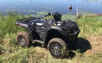 KingQuad 750AXi Power Steering SE+ 2019 Suzuki ATV