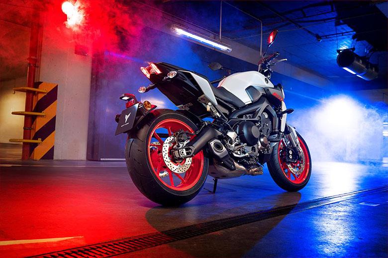 MT-09 2019 Yamaha Hyper Naked Bike Style - Bikes Catalog