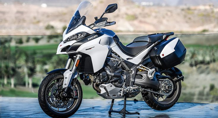 Multistrada 1260 S DAIR 2018 Ducati Motorcycle