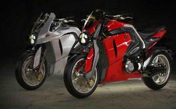 Suryano Motor Unveils 2021 Electric Sports Motorcycles