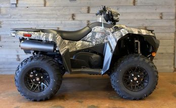 Suzuki 2019 KingQuad 750AXi Power Steering Camo ATV