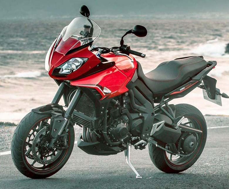 Top Ten Best Selling Triumph Motorcycles of All Times