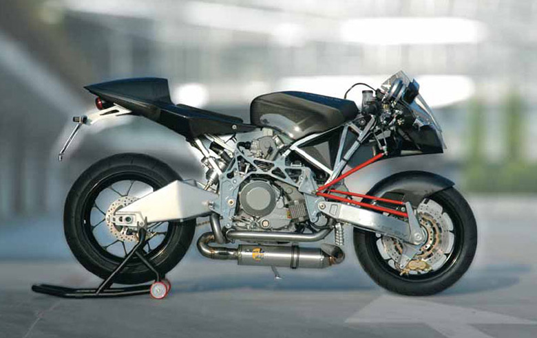 Top Ten Most Expensive Motorcycles in Britain