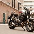 XSR700 2019 Yamaha Sports Heritage Bike