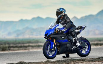 YZF-R6 2019 Yamaha Sports Bike