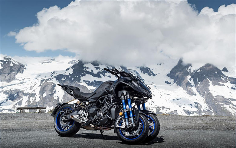 Yamaha 2019 Niken Super Tourer