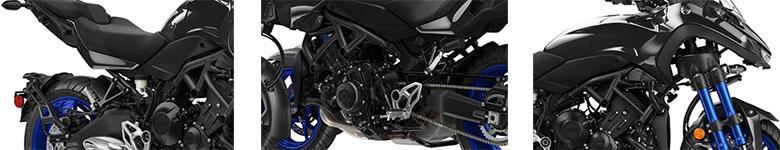 Yamaha 2019 Niken Super Tourer Specs