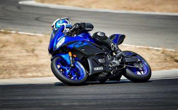 Yamaha 2019 YZF-R3 Super Sports Motorcycle