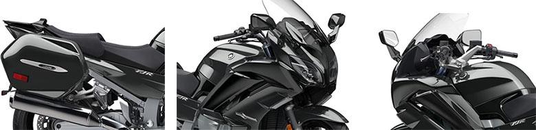 Yamaha FJR1300A 2019 Sports Touring Bike Specs