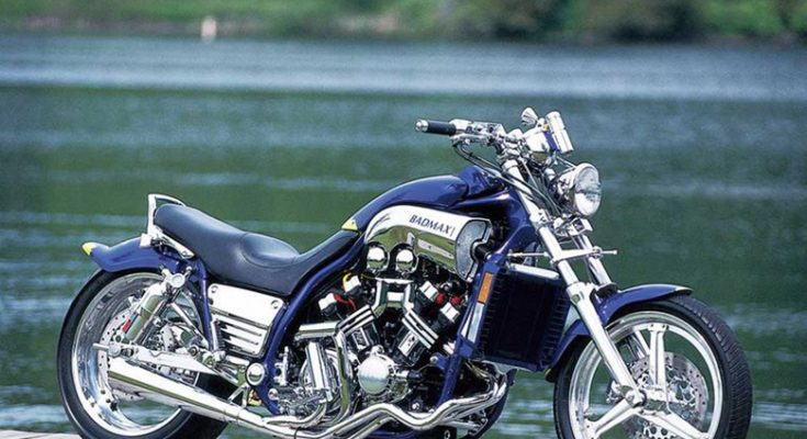 Top Ten Most Powerful Naked Bikes of All Times