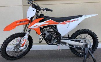 125 SX 2020 KTM Powerful Dirt Bike