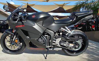 2019 Honda CBR600RR Super Sports Bike