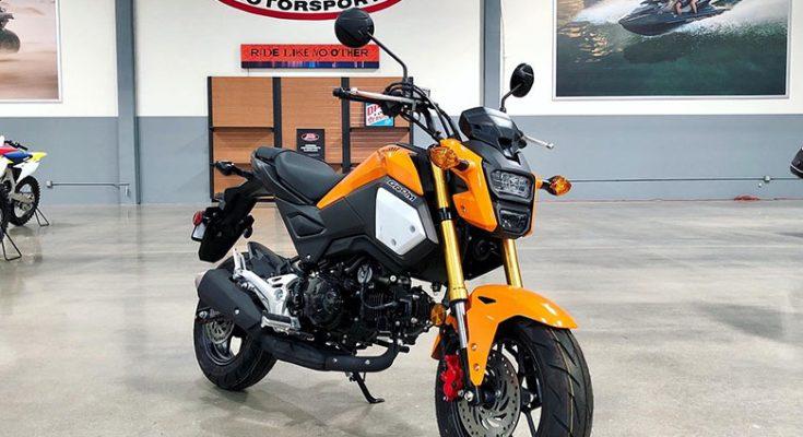 2019 Honda Grom MiniMoto Bike