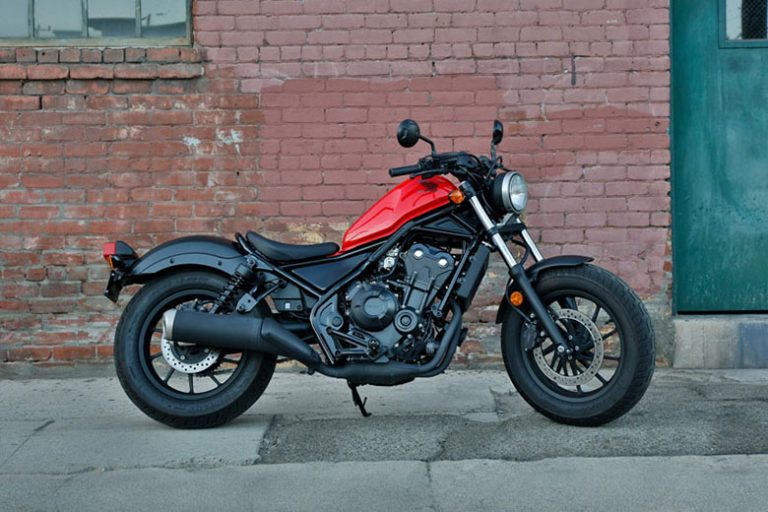 2019 Rebel 500 Honda Cruisers Review Specs Price