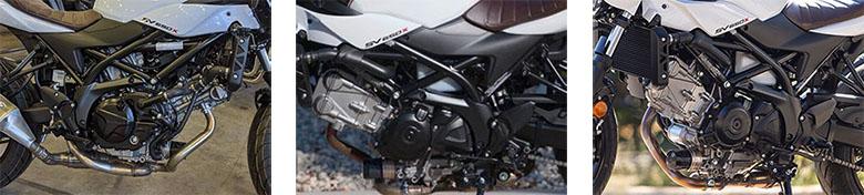 2019 SV650X Suzuki Street Motorcycle Specs