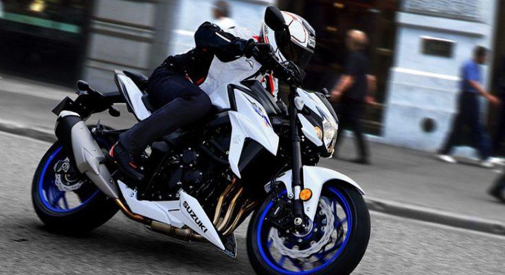 2019 Suzuki GSX-S750 ABS Naked Motorcycle