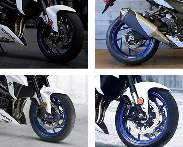 2019 Suzuki GSX-S750 ABS Naked Motorcycle Specs
