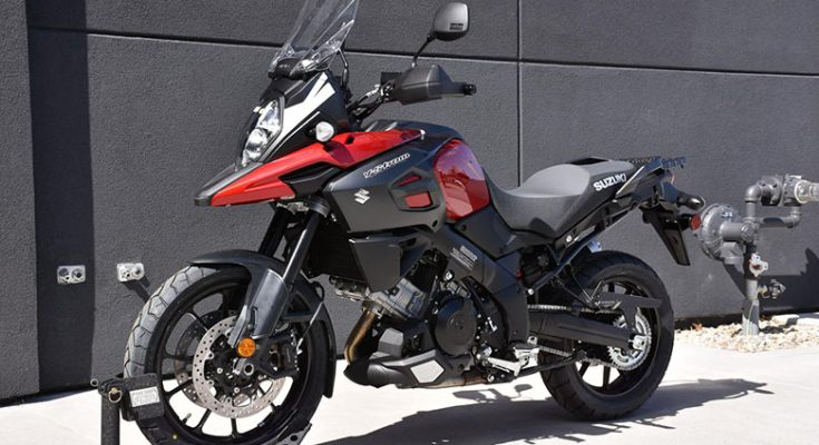 2019 V-Strom 1000 Suzuki Powerful Adventure