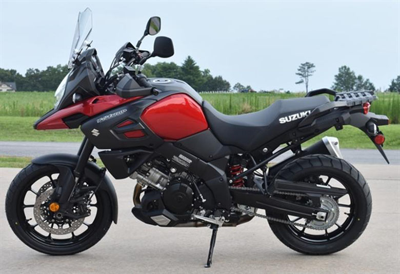 2019 V-Strom 1000 Suzuki Powerful Adventure