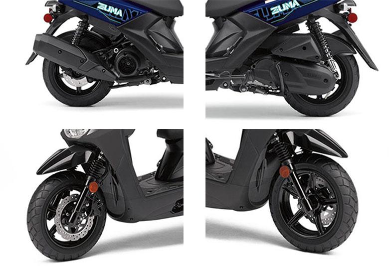 2019 Zuma 125 Yamaha Scooter Specs