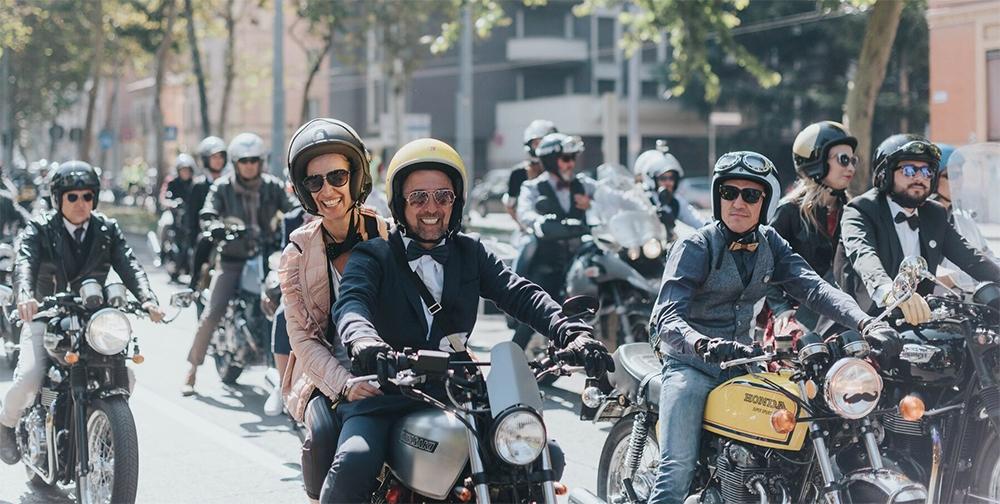 2020 Distinguished Gentleman's Ride News