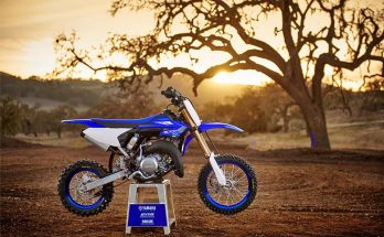 2020 YZ65 Yamaha Dirt Bike