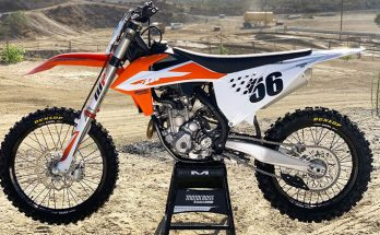 350 SX-F 2020 KTM Powerful Off-Roader