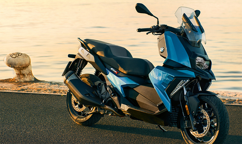 BMW 2019 C 400 X Scooter Review Price Specs