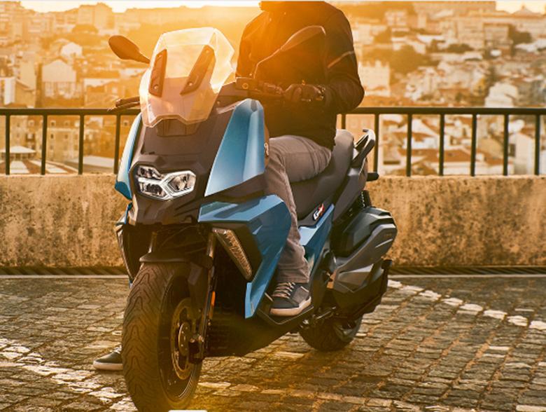 BMW 2019 C 400 X Scooter