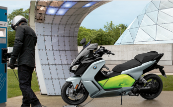 BMW 2019 C Evolution City Scooter