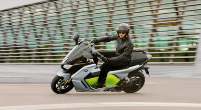BMW 2019 C Evolution City Scooter