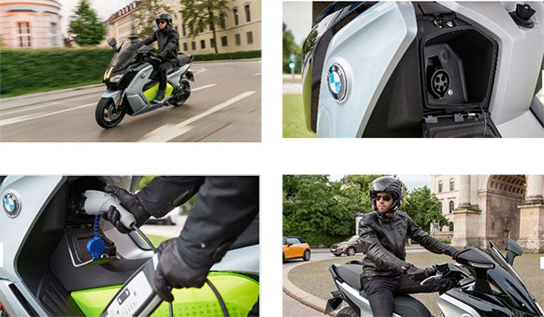 BMW 2019 C Evolution City Scooter Specs