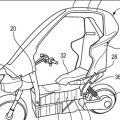 BMW Patents Its New Radical Electric Bike